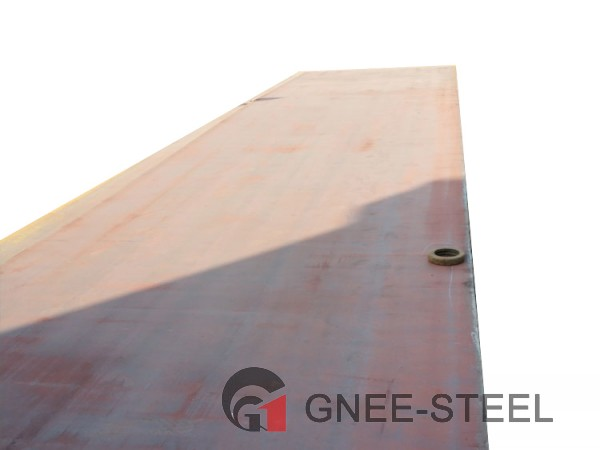 P355NH steel plates