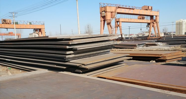 A387 GR 12 alloy steel plate and sheet