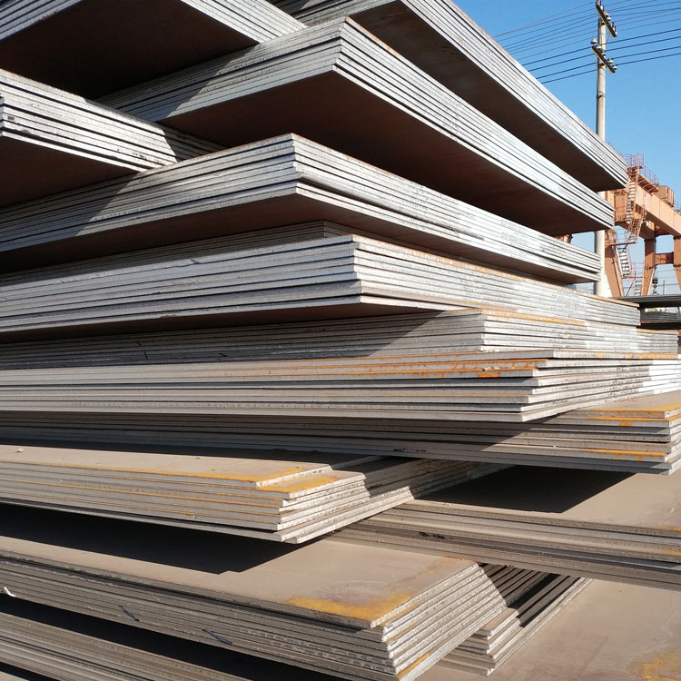 ASTM A387 Steel Plate