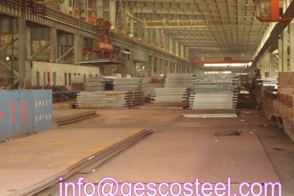 ASTM A36 Cold Rolled Ms Mild Carbon Steel Plate