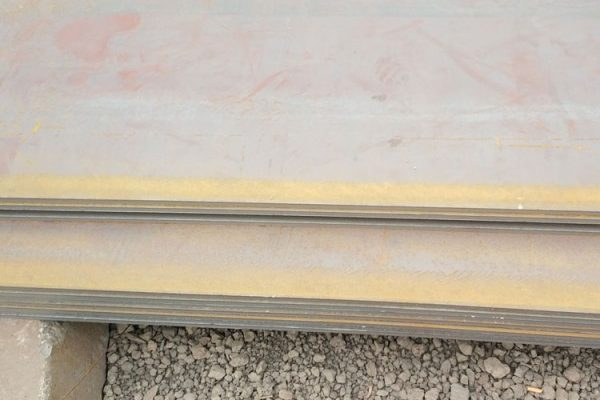 Prime 16mn/JIS G3106/S355 Mild Building Structure Carbon Low Alloy and High-Strength Steel Sheet