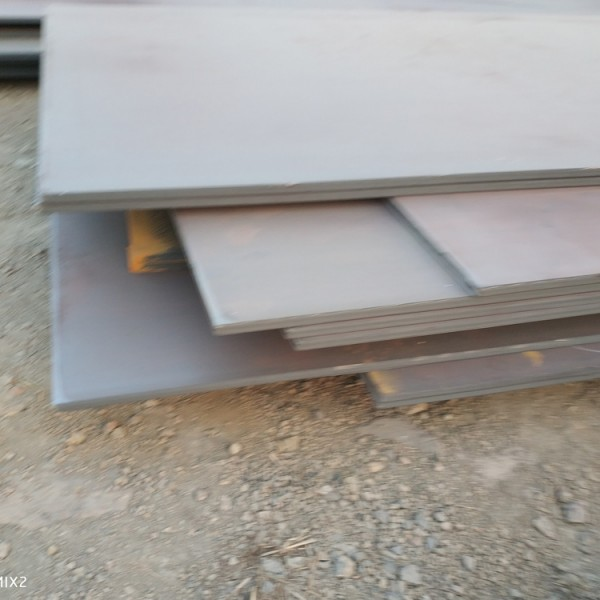 Manufacture CCS/ABS/BV High-Strength Carbon Ship/Bridge Hot Rolled Steel Plate