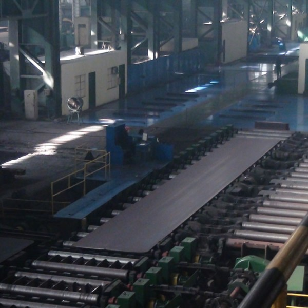 Steel Plate for Boiler and Pressure Vessel
