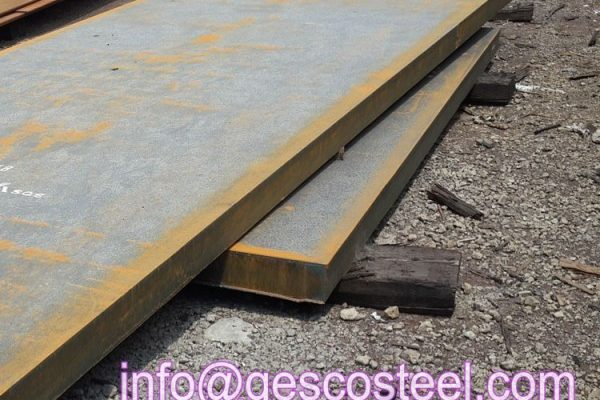 ASTM A537 CL3 steel plate
